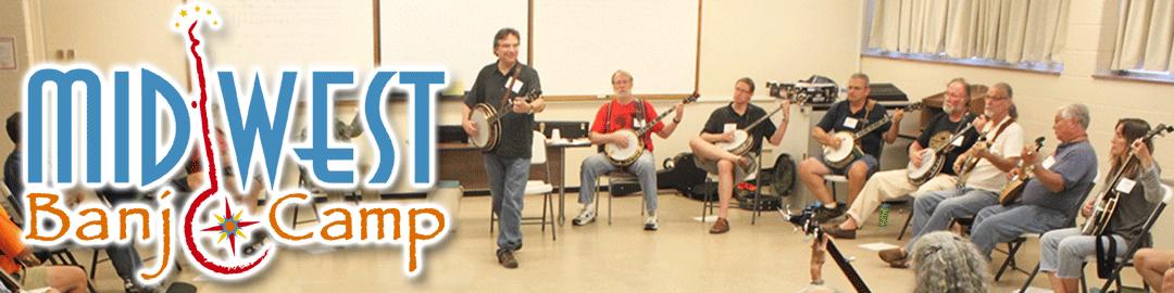 Midwest Banjo Camp Logo