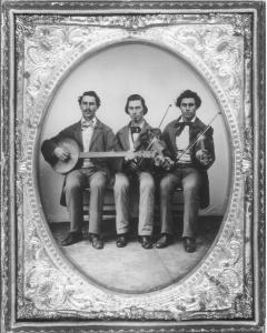 minstrel-string-band